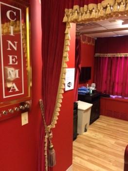 Cinema Room at Valerie Center