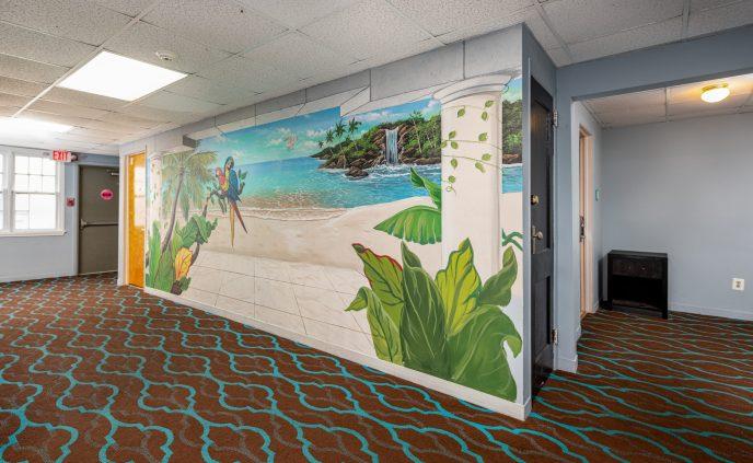 Beach Hotel in Seaside Heights | Hammock Inn North Beach