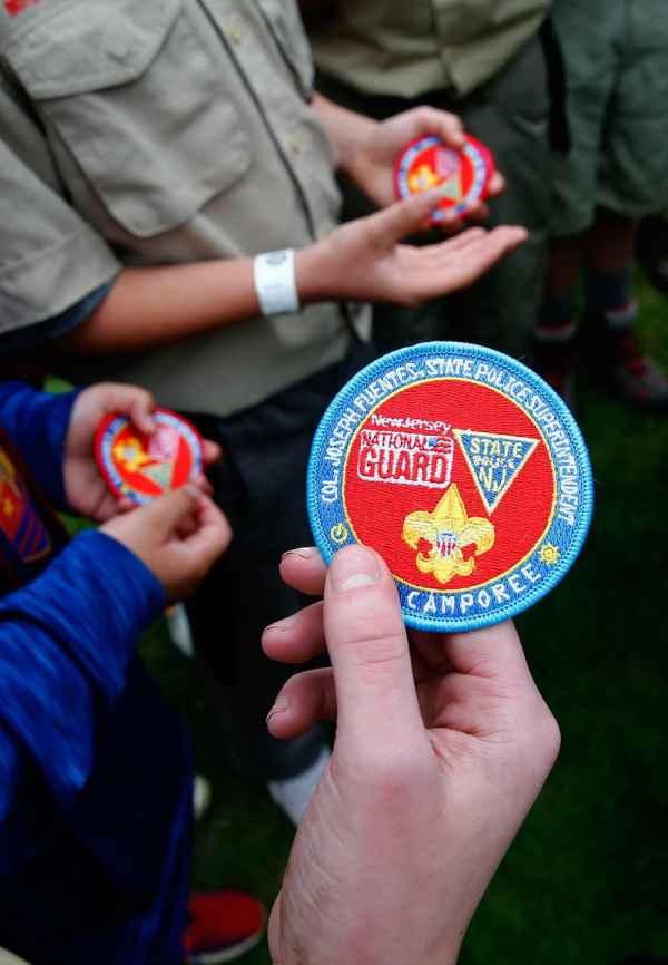 Boy Scouts Explore Stem Activities Annual Camporee