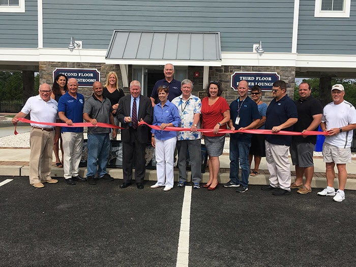 New Resource Building To Be Boater Destination  Jersey
