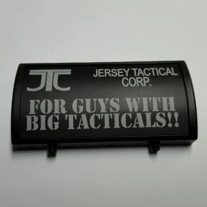 JTC-AR-15 RAIL COVER - For Guys with Big Tacticals