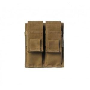 Modular (MOLLE) Universal Pistol Magazine Pouch, Double, Type 1