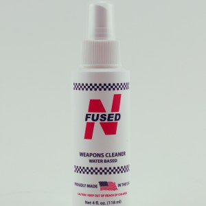 4oz Weapons Cleaner Front