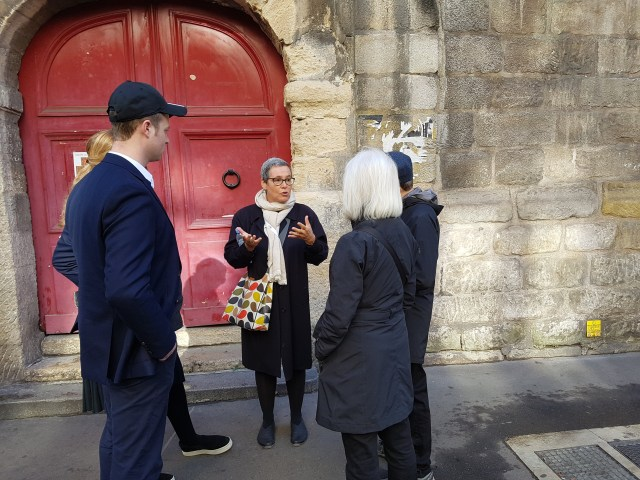 The Jewish Walking Tour in Paris