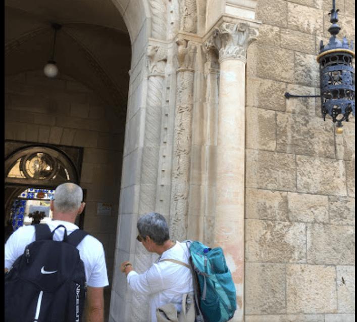 tour guide walking tours jerusalem