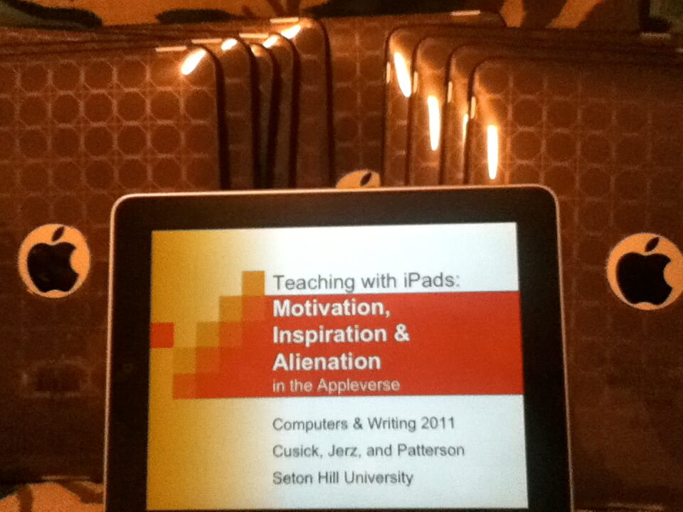 Motivation, Inspiration & Alienation in the Appleverse
