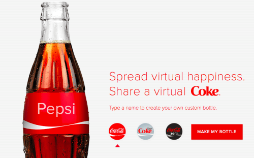 "Share a Coke with ""Pepsi"""