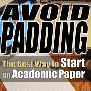 Avoid Padding