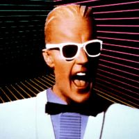 "George Stone Credits Scott Adams Adventure Games for Inspiring ""Max Headroom"""