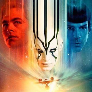 Star Trek Beyond was an enjoyable nerdy family outing.