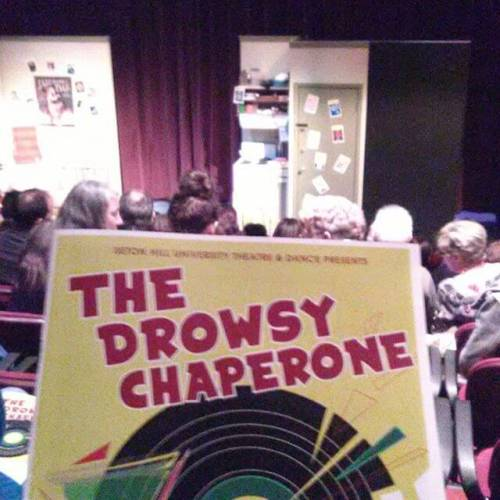 The Drowsy Chaperone @setonhilluniversity