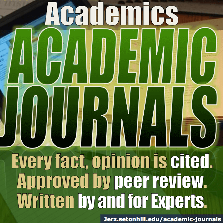 Academic Journals: What are They?