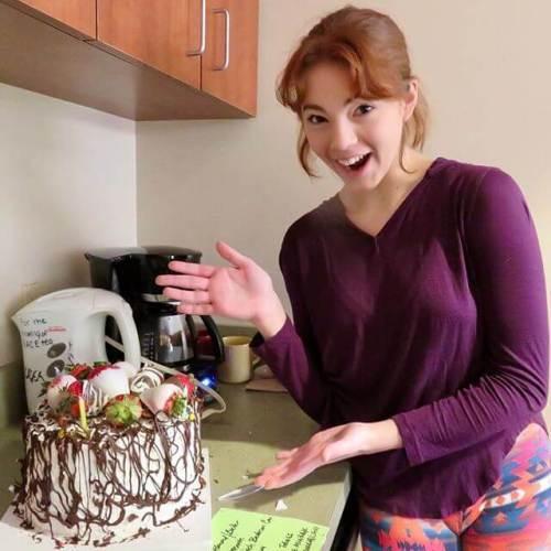 Incredible Amazing Birthday Cake Created By Jane Eyre Herself Karen Baum Funny Birthday Cards Online Elaedamsfinfo