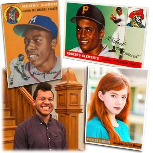 Would YOU trade a Hank Aaron rookie card for a Roberto Clemente... for her? Full Bloom (Aug 30-Sept 2)