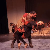 Fast-paced, articulate cast shines in Viking-themed Othello