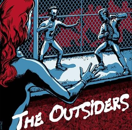 """Next up for the girl: Cherry in """"The Outsiders"""" (March 6-15)"""