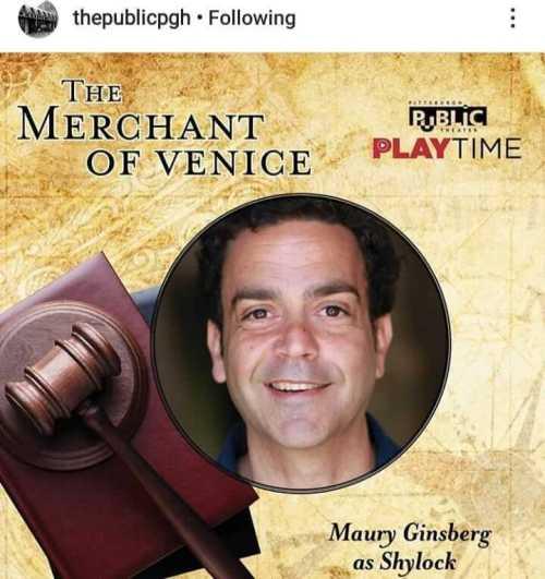 Merchant of Venice Part 2 live, now! #PPTPlaytime