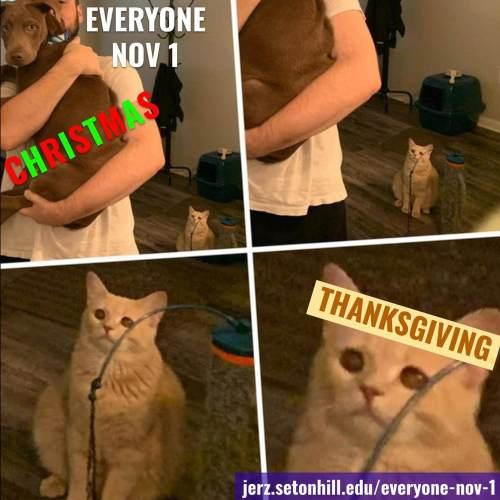 Everyone Nov 1