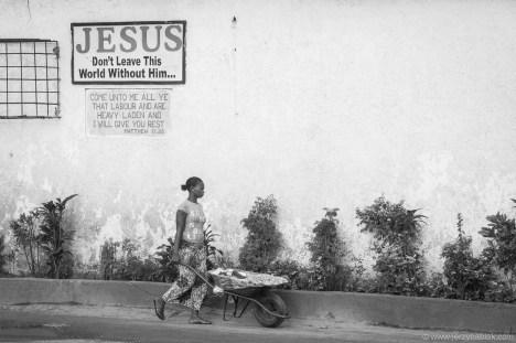 DON'T, LIBERIA 2014