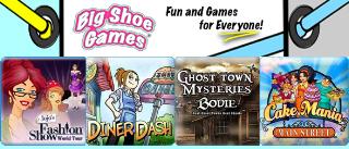 Big Shoe Games Images
