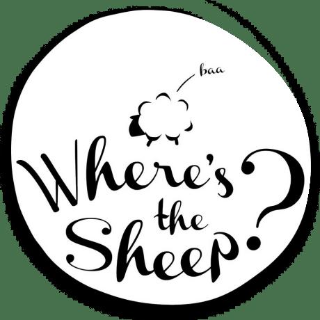Where's The Sheep logo
