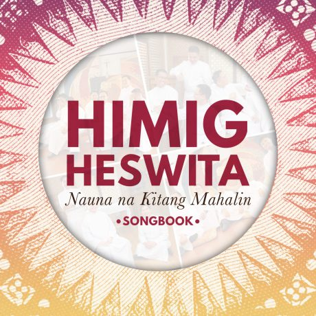 Himig Heswita 2018 Song Book Front Cover
