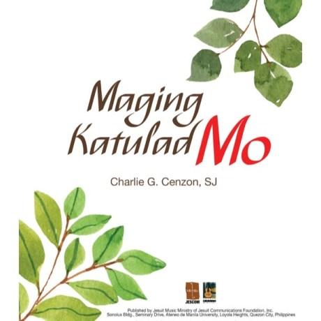 Maging Katulad Mo – Score Sheet – Cover