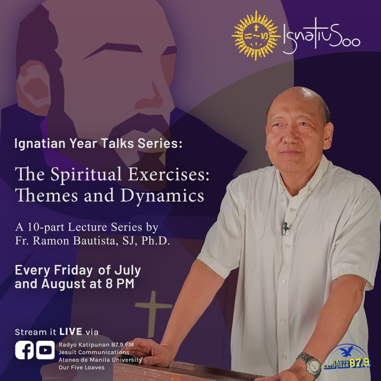 The Spiritual Exercises: Themes and Dynamics (Episode 10) — 'Ignatian Election: Doing Discernment the Ignatian Way' with Fr. Ramon Bautista, SJ