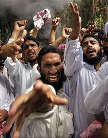 musulmanes extremistas