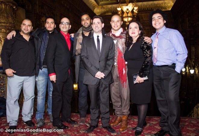 Dominic Colon, Luis Antonio Ramos, Rayniel Rufino, Jonathan Ullman (Director), John Rafael Peralta, Olga Merediz, Antonio Ortiz.