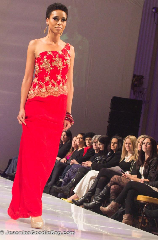 Marlene Haute Couture (with Serket Jewelry)