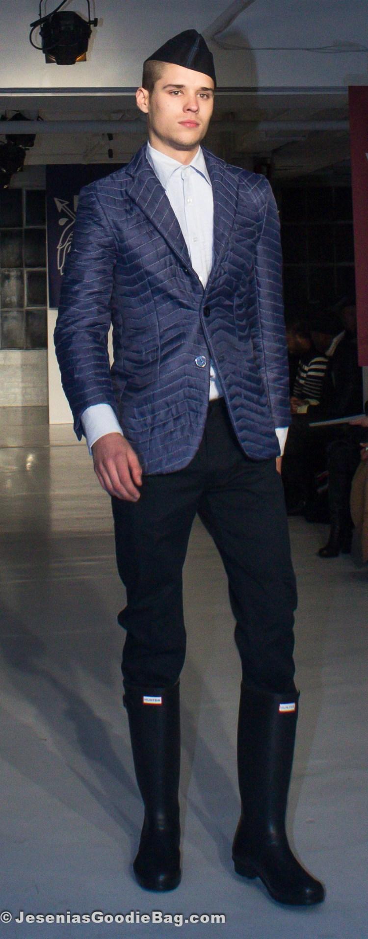 Laurence Rodriguez for Marlon Gobel