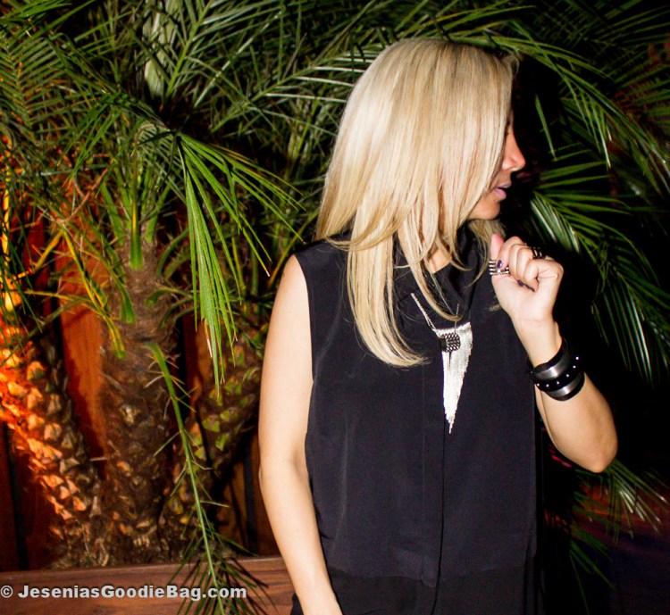 Jesenia (JGB Editor) (Hair by: Rafi Rezk Salon & Spa)