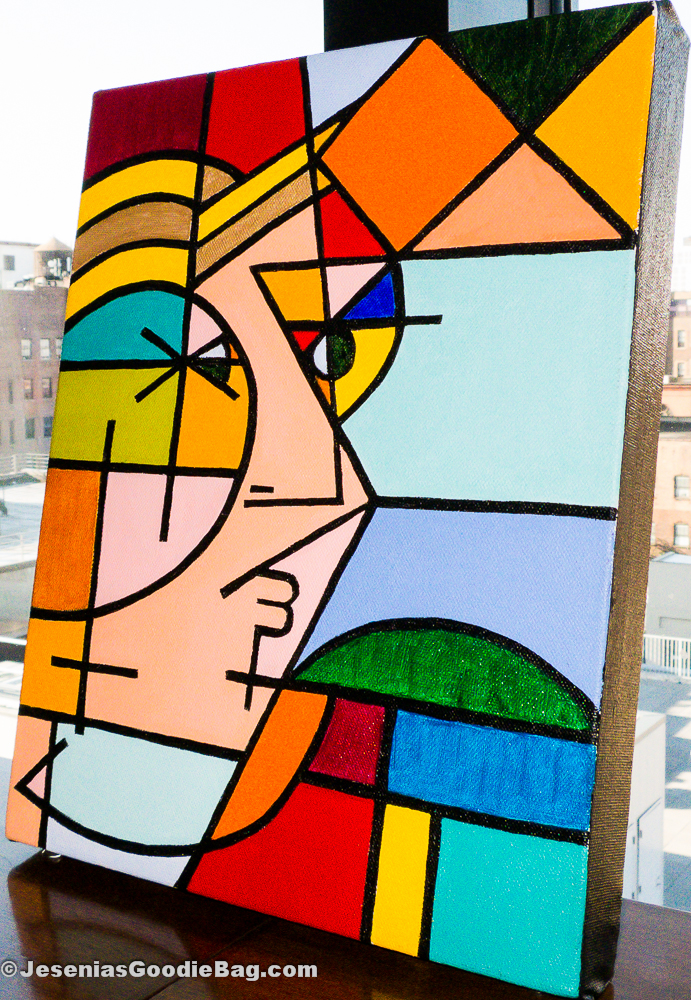 Yo! Picasso (Art by Julian Rapp)