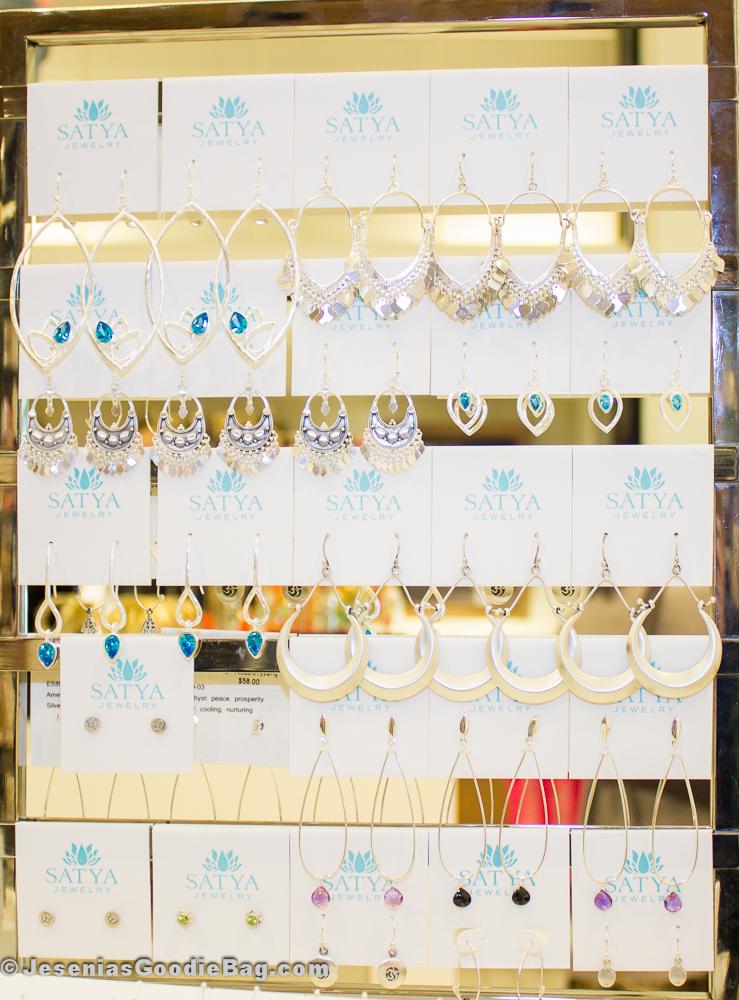 Earrings (Satya Jewelry)