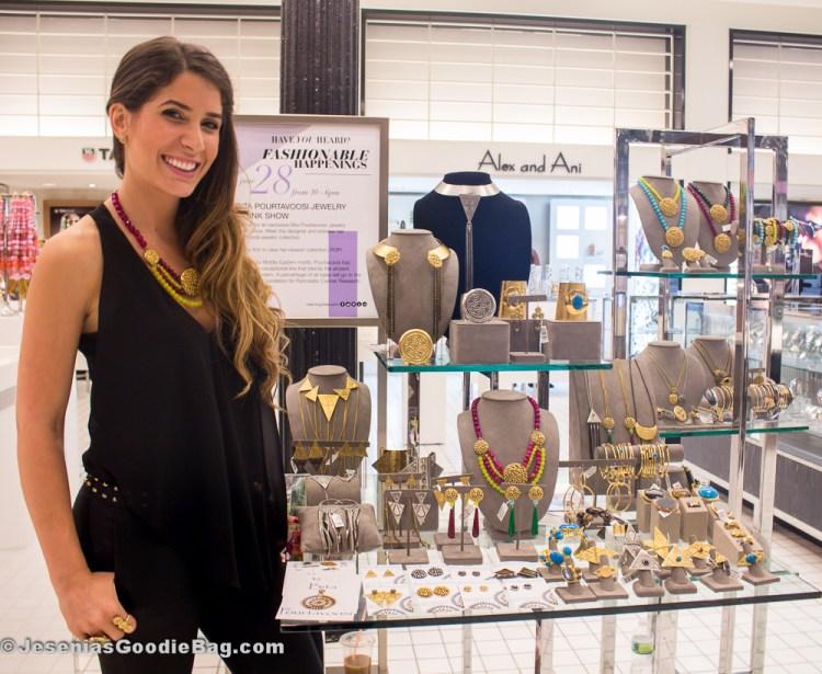 Bita Pourtavoosi (Jewelry Designer)