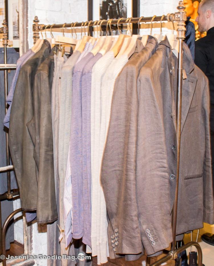 John Varvatos - Clothing