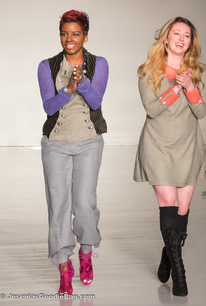 K.Nicole designers - Kera Anderson with Nicole Styer