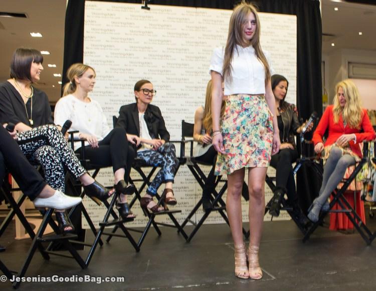 Top & Skirt by Nanette Lepore