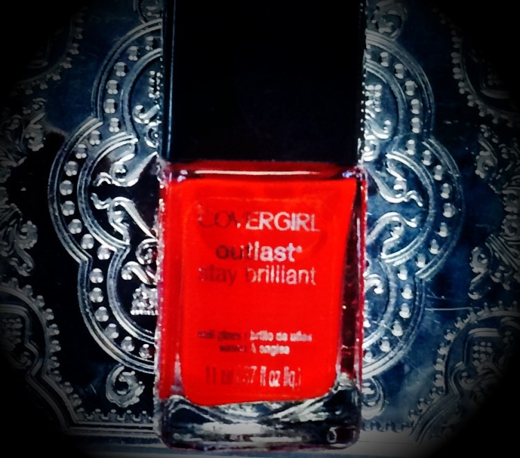 CoverGirl - Outlast Stay Brilliant Nail Gloss (Ever Reddy)