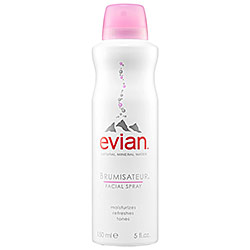 Evian: Mineral Water Spray