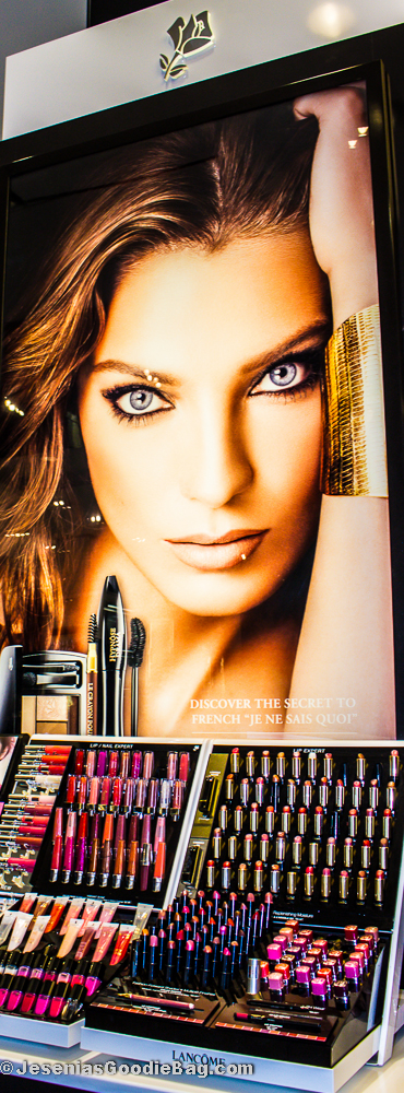 Daria Werbowy (model) for Jason Wu for Lancôme Collection