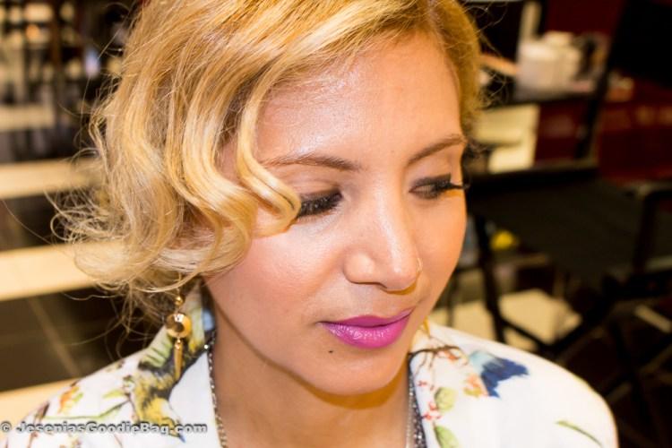 Makeup by: Edward Cruz, Lashes by: Melinda Sarabia