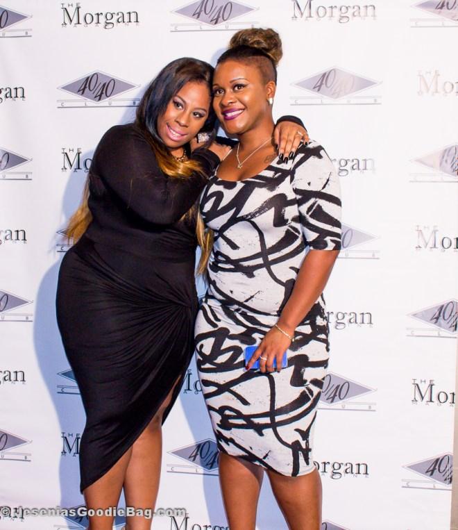 Fatiah Rebbekah + Amanda Nicole (The Morgan Magazine)