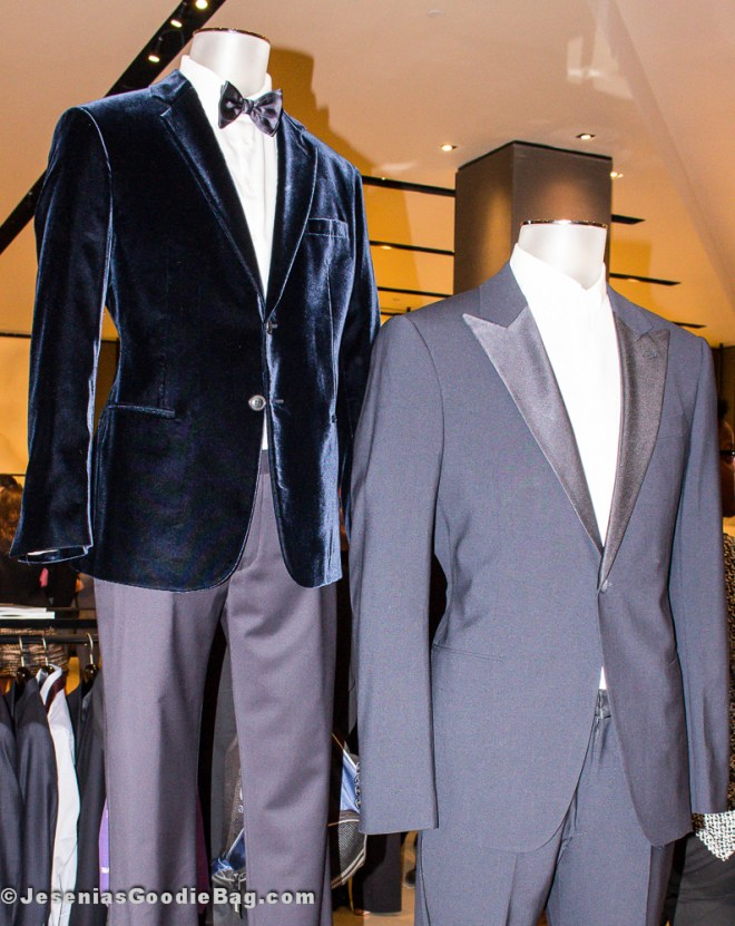 The Wall Street Suit (Giorgio Armani)