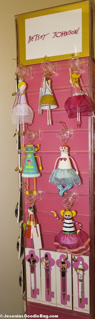 Betsey Johnson - Keepsake Ornaments