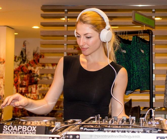 DJ Brittney Kernan