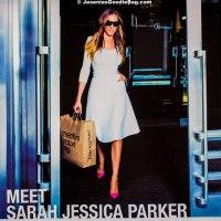 Sarah Jessica Parker SJP Shoe Collection Launch Event