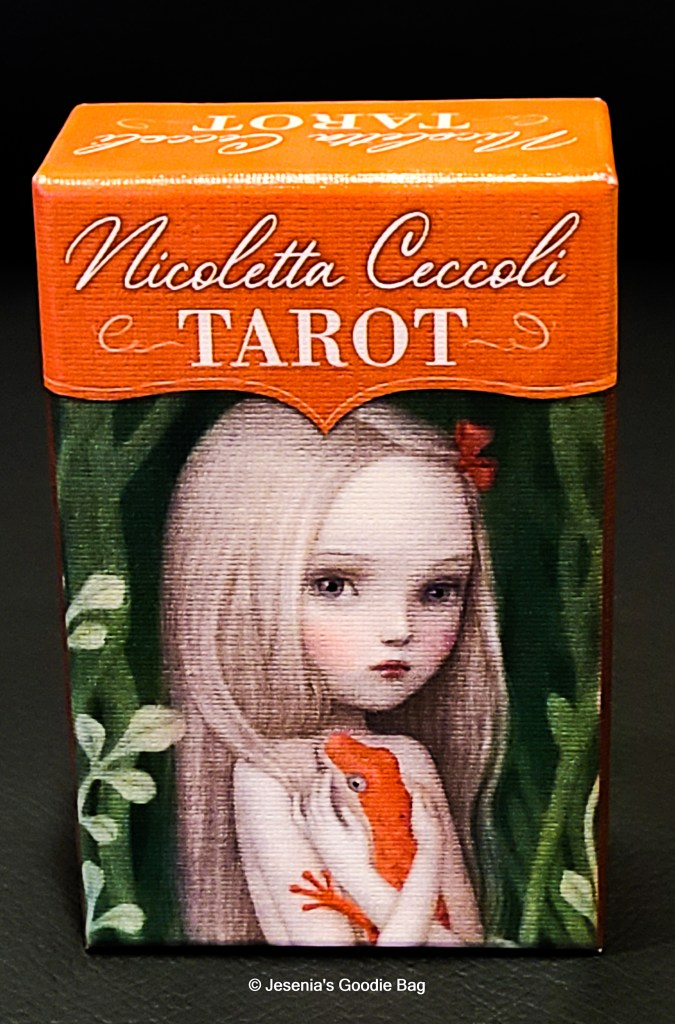 Nicoletta Ceccoli Tarot Mini Review