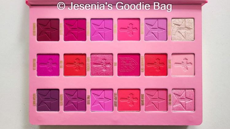 Pink Religion Palette